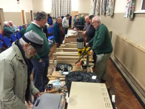 Auction Night – Thursday 25th May 2017
