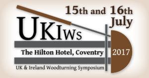 UK & Ireland Woodturning Symposium 2017